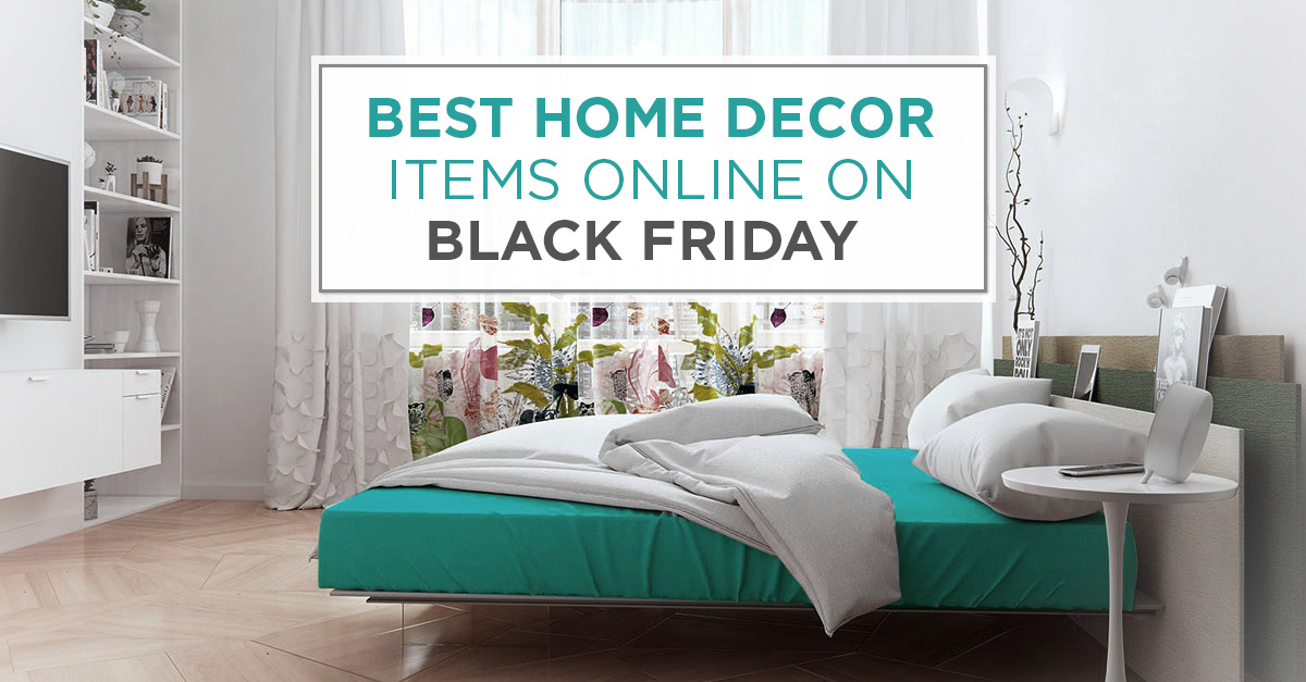 Best Home Decor Deals for Black Friday