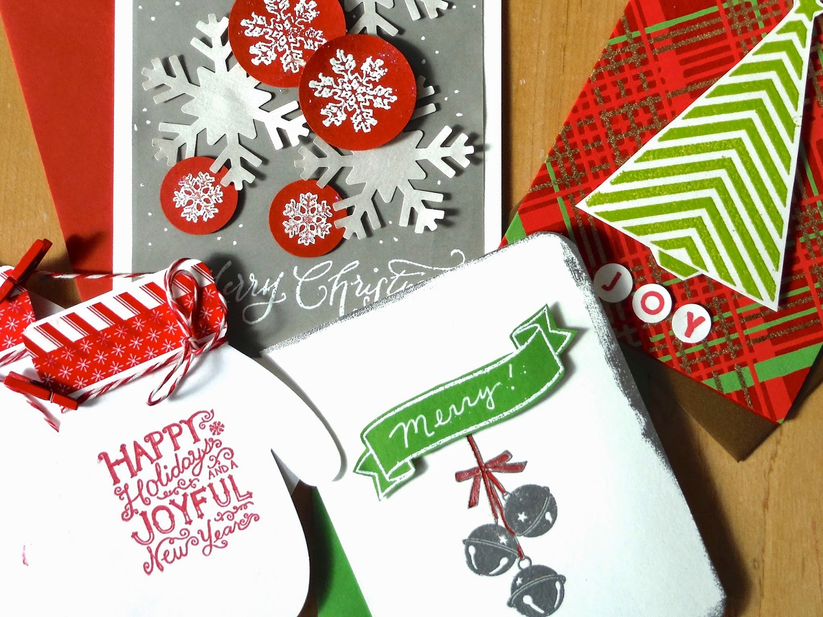 Holiday Card Making at Paper Source | Val\'s Corner