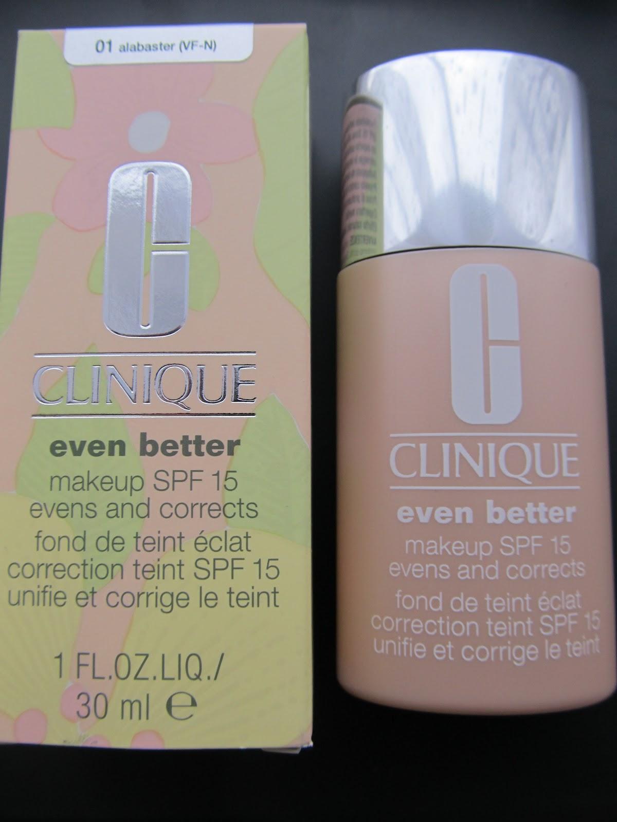 Clinique Even Better Makeup Alabaster Review Mugeek