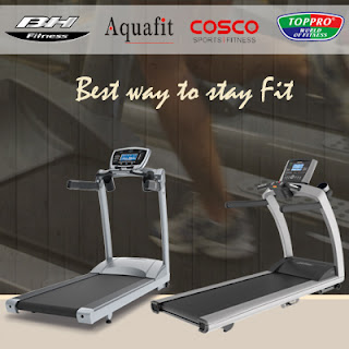 Treadmill - Fitness Equipment - Dietkart