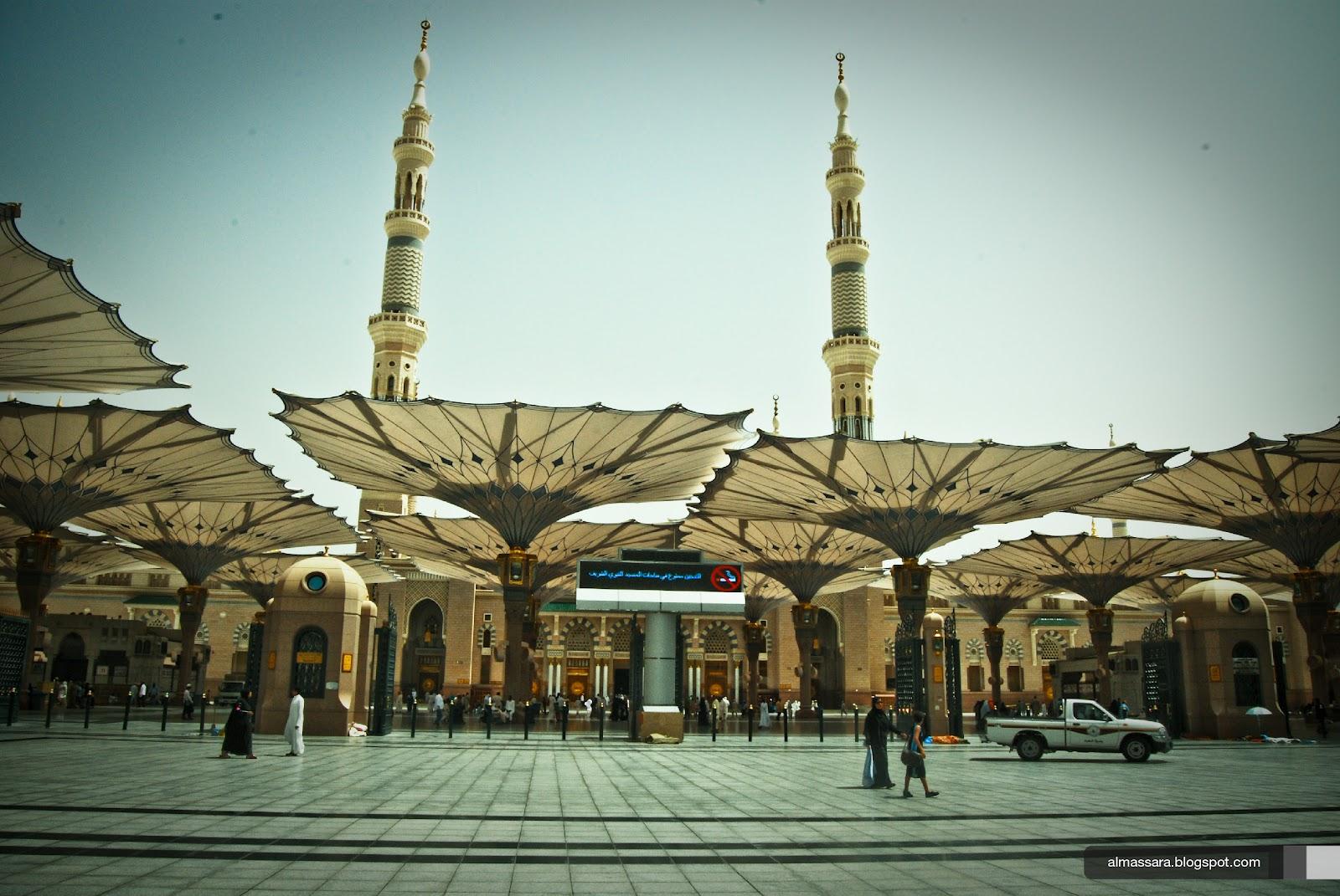 Masjid Al Nabawi Madinah Photo, Check Out Masjid Al Nabawi ...
