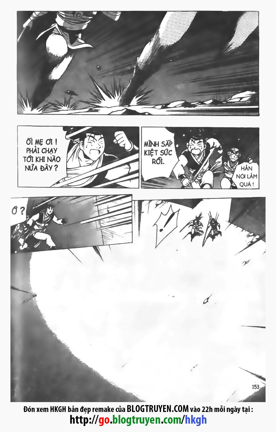 Hiệp Khách Giang Hồ chap 130 page 2 - IZTruyenTranh.com