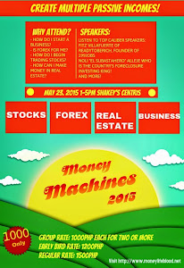 Stocks + Business + Real Estate + Forex Seminar in One!