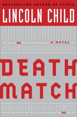 cover of Death Match by Lincoln Child