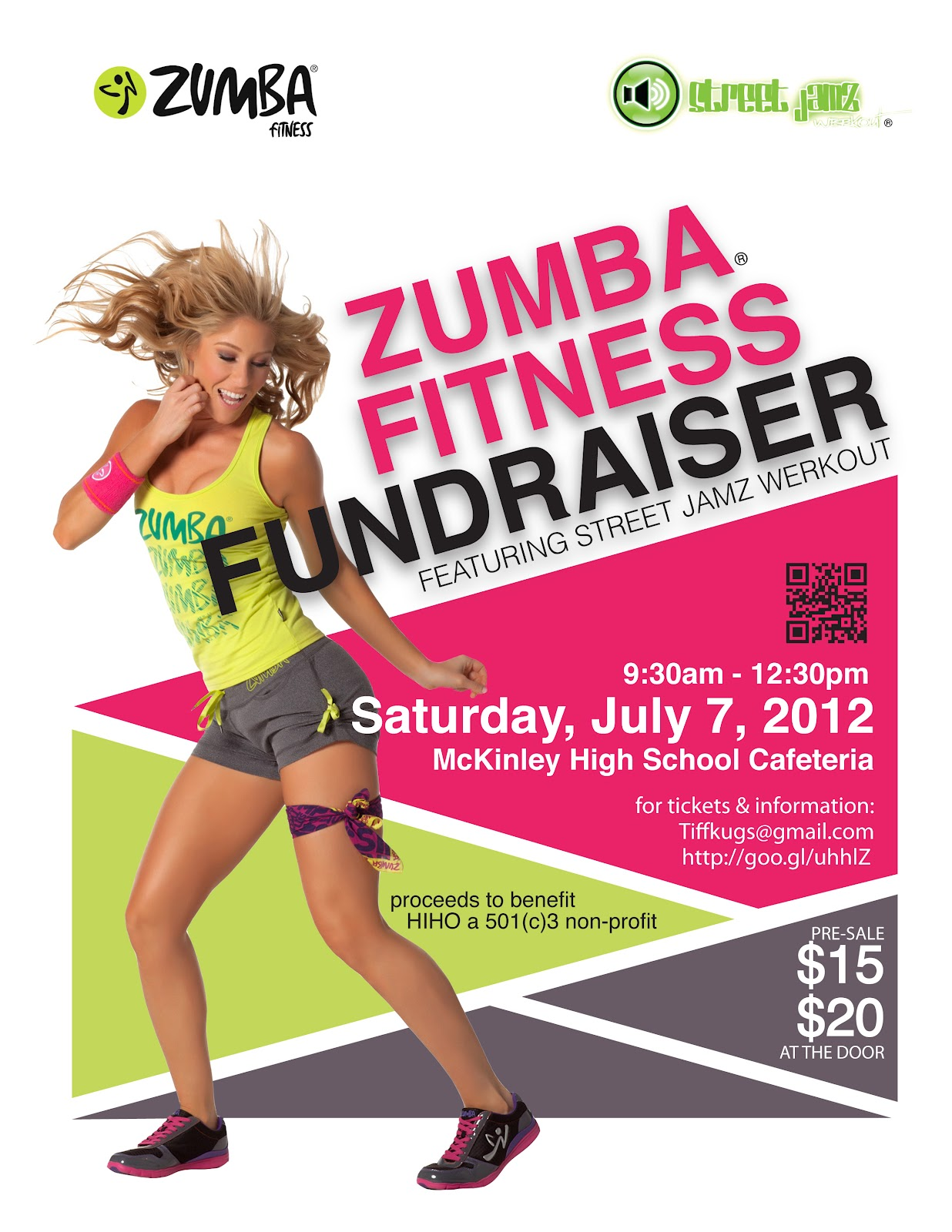Top Keywords | Picture for Zumba Flyer Templates