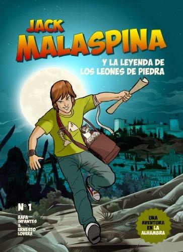 Jack Malaspina y la leyenda de los leones de piedra