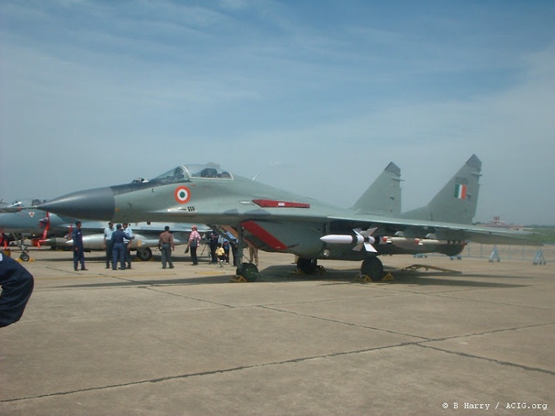 MiG-29 Baaz India Medium Combat Aircraft