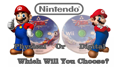 Physical copy, digital copy, digital download, video game, video games, buying video games, digital copy value, Nintendo digital download, Nintendo physical copy, video game download, video game digital download, video game physical copy, video game digital, video game physical, digital video game, digital video games, which is better, physical or digital