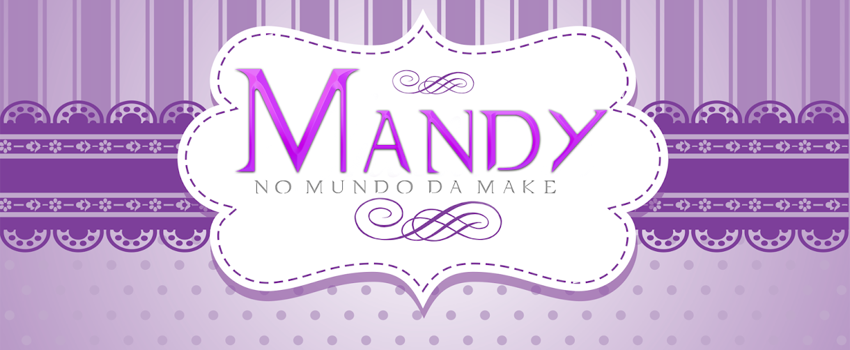 Mandy no mundo da Make