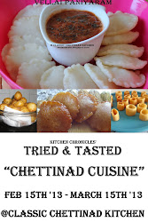 On going Event @ Classic Chettinad Kitchen