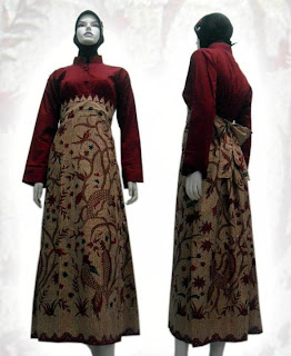 Baju Batik Harga Grosir