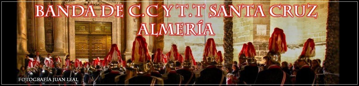 Banda de Cornetas y Tambores Santa Cruz -Almeria-