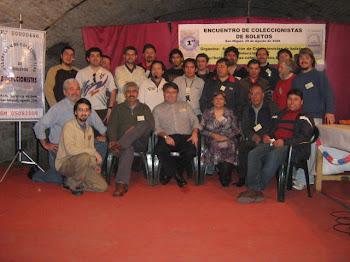 1° Encuentro Nacional de Coleccionistas de Boletos