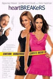 Heartbreakers (2001) Poster