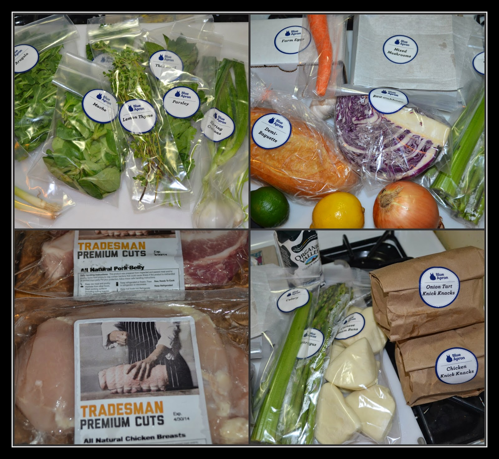Blue apron weekly cost