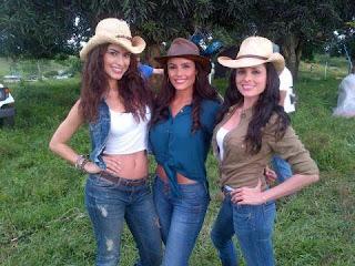 Telenovelas y Estrellas: Fotos de Las Bandidas Las Hermanas Montoya
