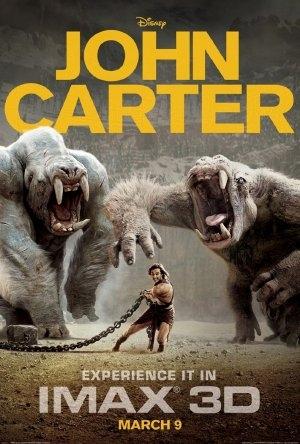 Người Hùng Sao Hỏa - John Carter (2012)