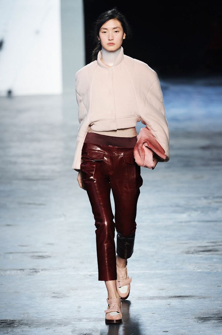 Acne Autumn/winter 2012/13 Women's Collection