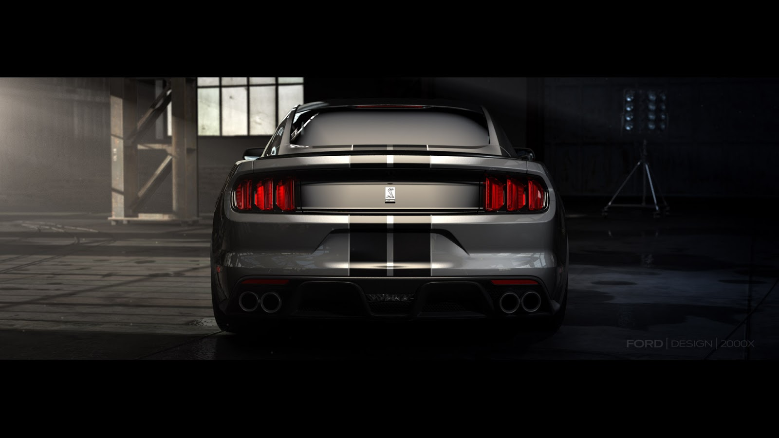 New 2016 Ford Mustang Shelby GT350 Has More Than 500HP [w/Video]   Carscoops