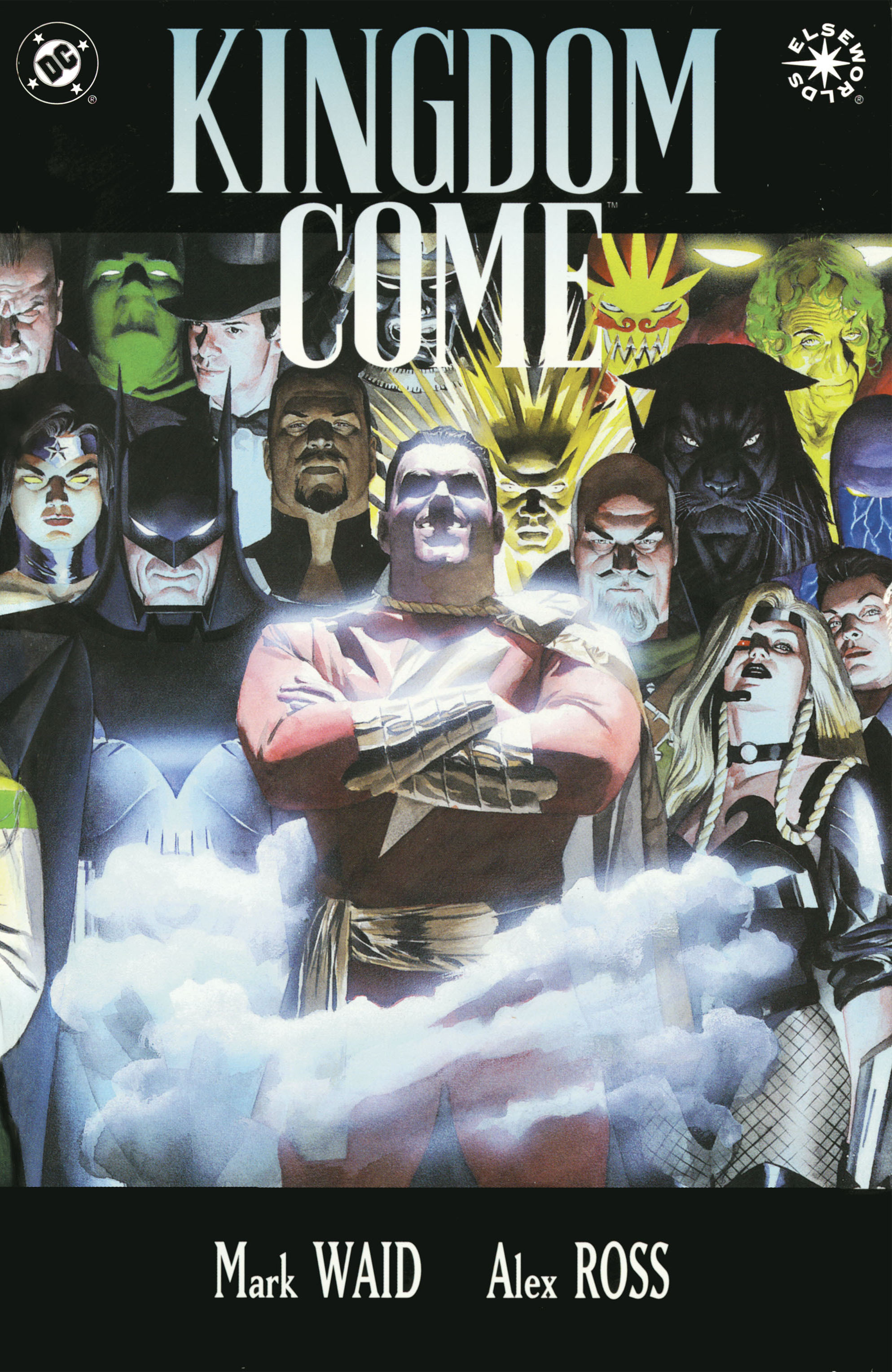 Kingdom Come (1996) 3 Page 1