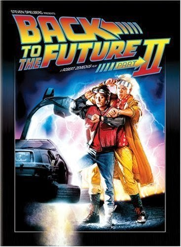 Back To The Future Part II (1989) BluRay