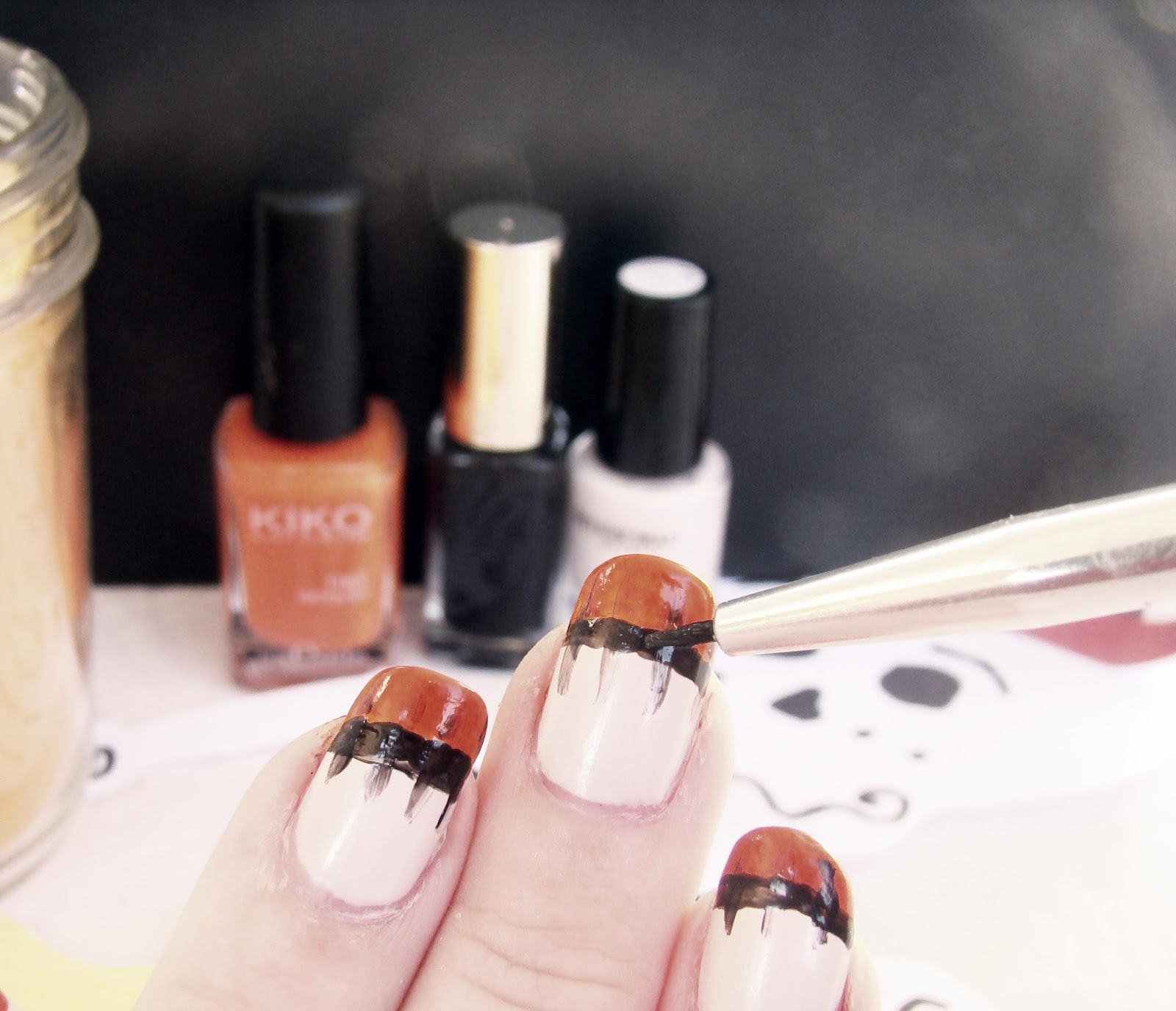 Nailstorming: This is Halloween