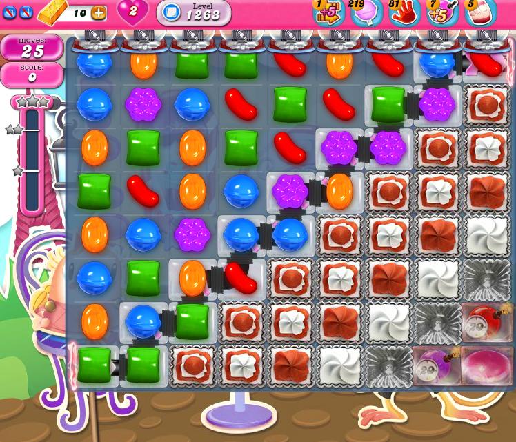 Candy Crush Saga 1263
