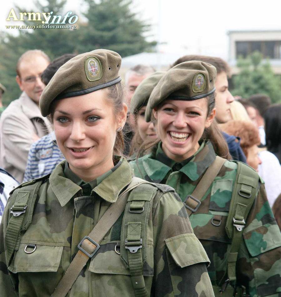 Как сделать своё в военной форме