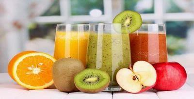 Cara diet alami dengan jus secara cepat