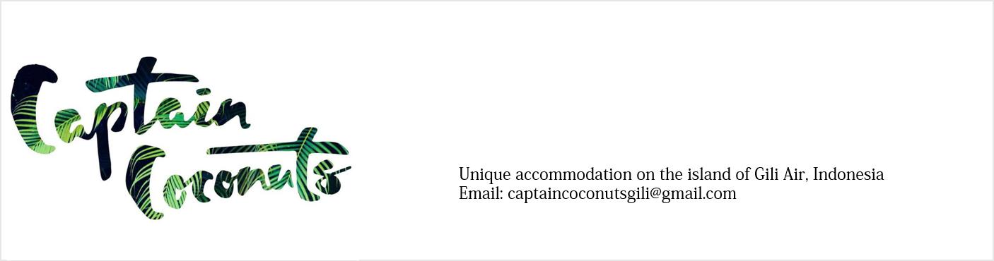 Captain Coconuts Gili