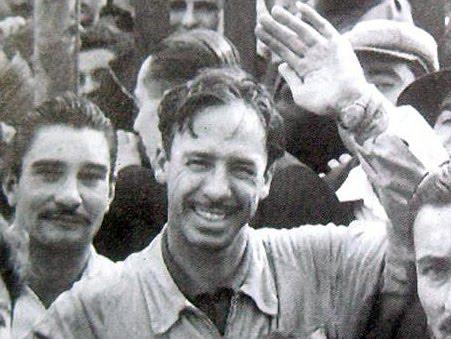 18 de octubre, 1964 / OSCAR GALVEZ CORRIA POR ULTIMA VEZ EN TC