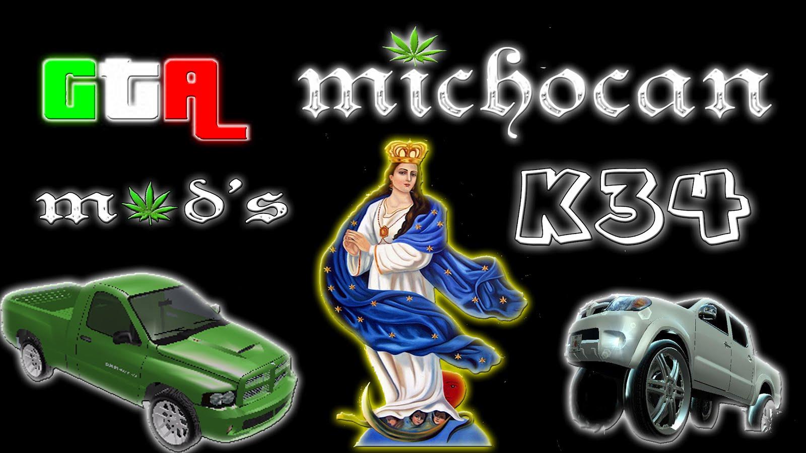 Gta Michoacan Mods