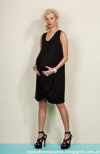 Venga Madre primavera verano 2013. Vestidos embarazadas.