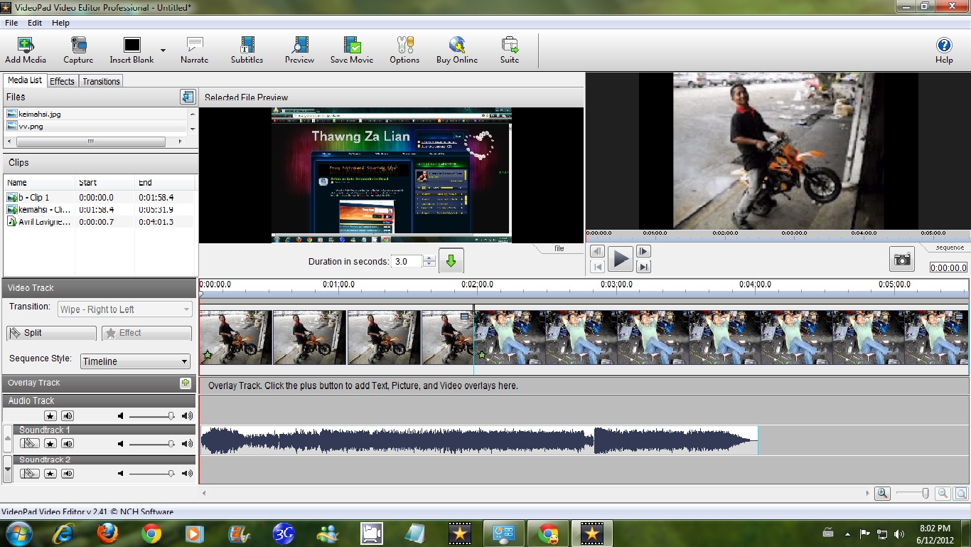download serial number videopad video editor