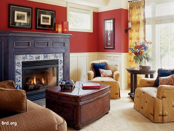 Living Room Color Decorating Ideas (12 Image)