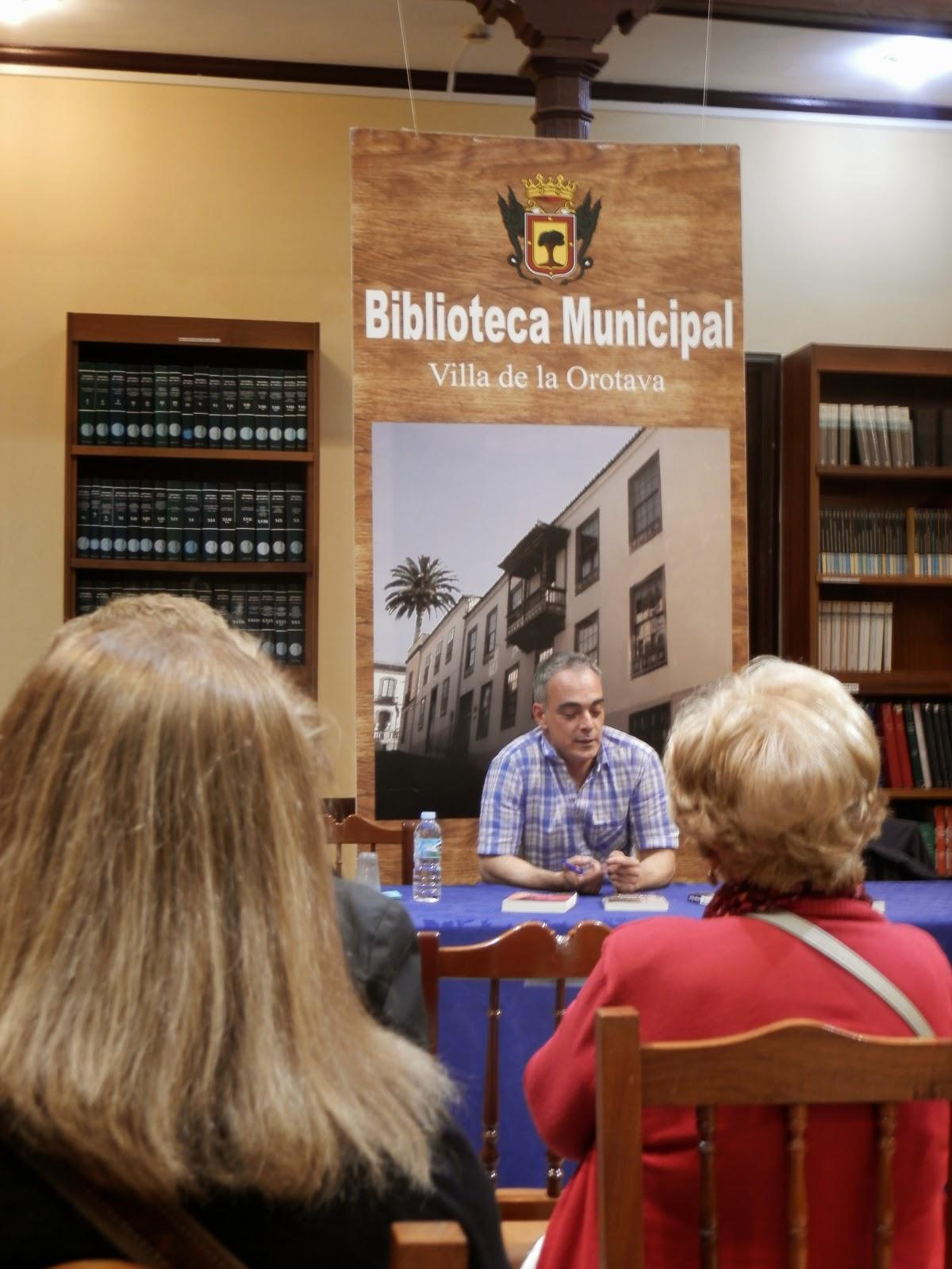 RESUMEN DE ACTIVIDADES DEL DÍA DEL LIBRO 2014 | BiblioOrotava