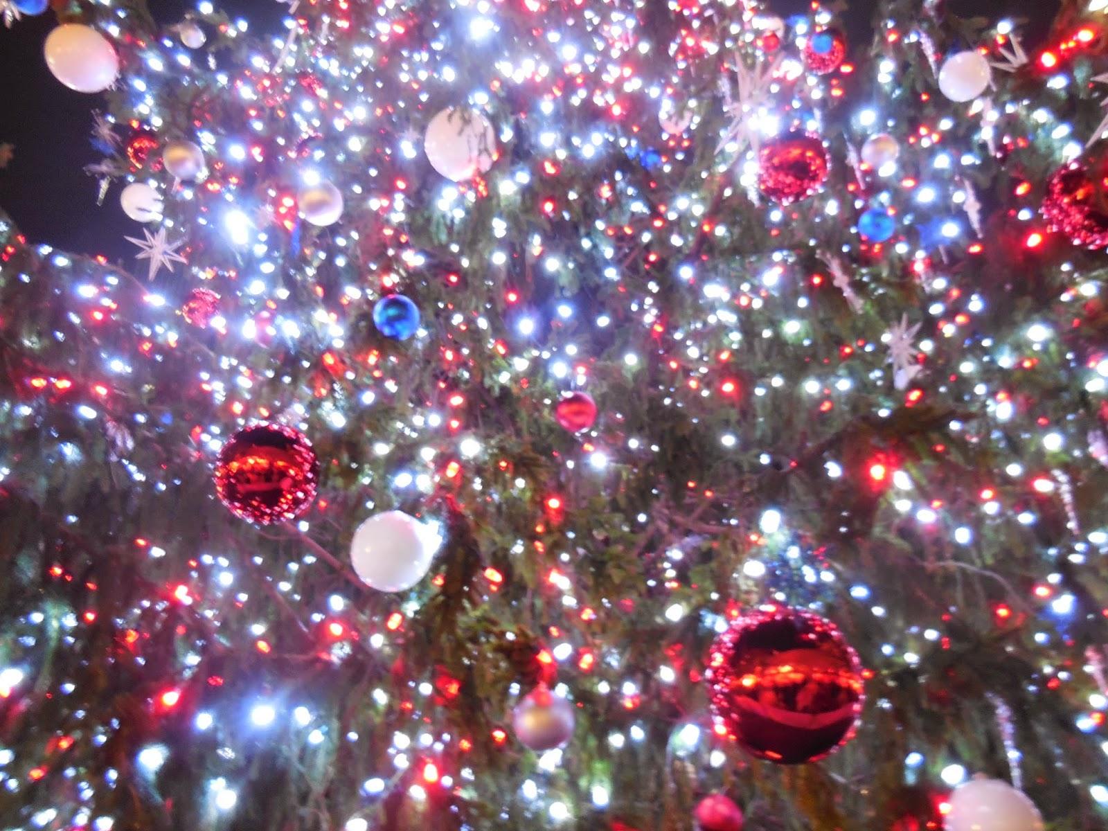 Illuminazione Alberi Natale ~ dragtime for