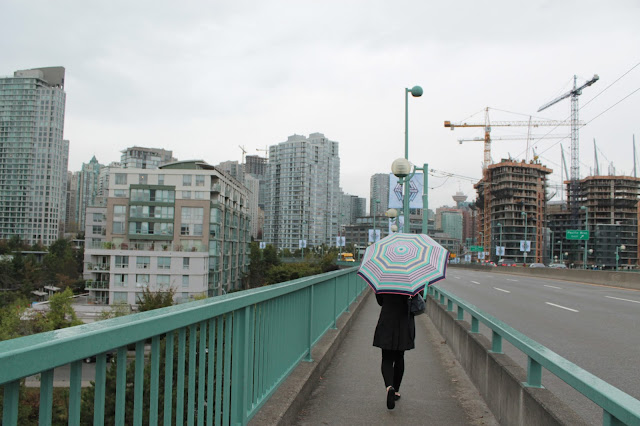 [vancouver] rainy city