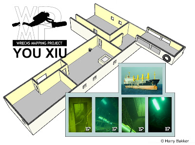 Aquarius dive center Constanta Romania Black Sea wrecks mapping project