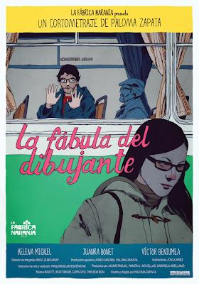 "cortometraje ""La Fábula del Dibujante"""