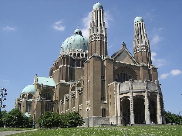 Top 10 Bruxelas: (8) Basílica do Sagrado Coração