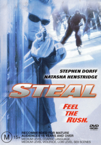 STEAL (2012) โจรเหนือโจร [VCD] [Master]-[พากย์ไทย]