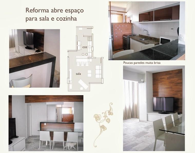 Reforma de Apartamento na Pituba