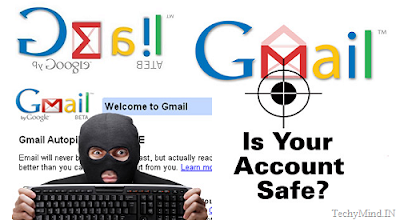 how to secure gmail account