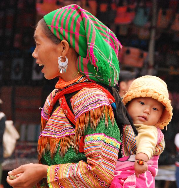 Follow mother always - Photo An Bui