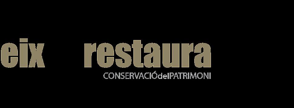 EIX RESTAURA - conservació del patrimoni