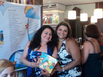Lançamento Histórias para voce dormir na Livraria Boulevard e Premiação do Selo Qualitée Suprêmee