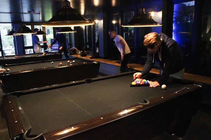 Slate NQ Bar Leeds