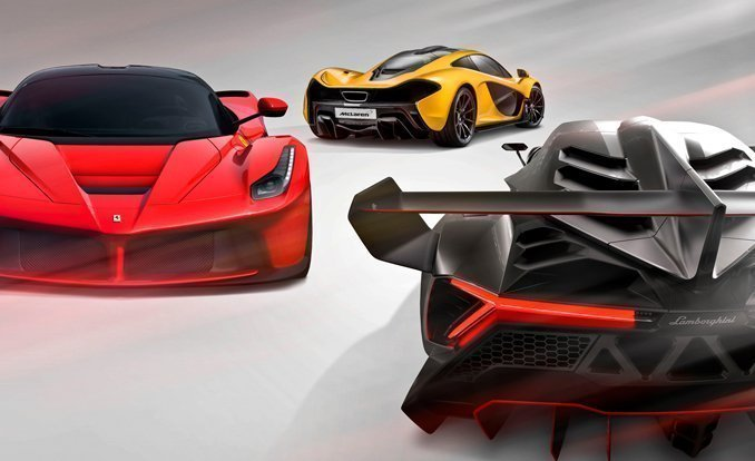 Ferrari Auto Car