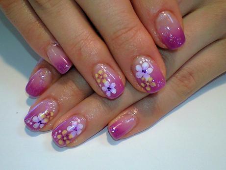 Seductive 2012 spring nail art designs nail designs 2013 nail nail designs prinsesfo Images